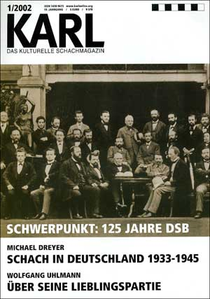 Karl-Schwerpunkt DSB Cover