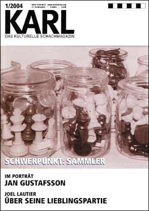 Karl-Schwerpunkt Sammler Cover