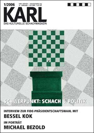 Karl-Schwerpunkt Politik Cover
