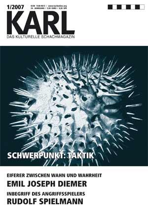 Karl-Schwerpunkt Taktik Cover