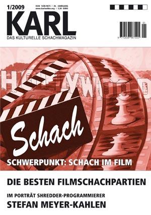 Karl-Schwerpunkt Film Cover