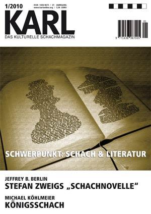 Karl-Schwerpunkt Literatur Cover