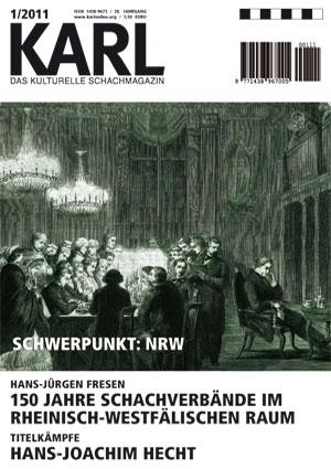 Karl-Schwerpunkt NRW Cover