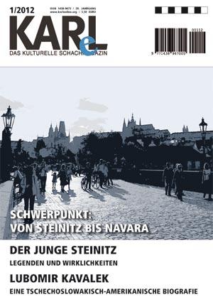 Karl-Schwerpunkt Steinitz bis Navara Cover