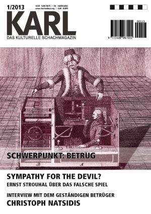 Karl-Schwerpunkt Betrug Cover