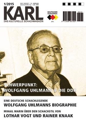 Karl-Schwerpunkt Uhlmann Cover