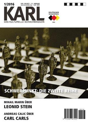 Karl-Schwerpunkt zweite Reihe Cover