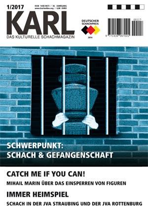 Karl-Schwerpunkt Gefangenschaft Cover