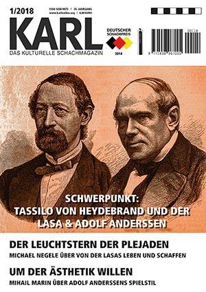 Karl-Schwerpunkt von der Lasa und Anderssen Cover