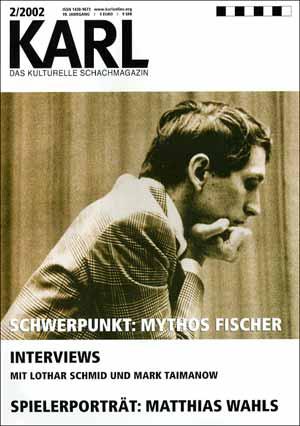 Karl-Schwerpunkt Fischer Cover
