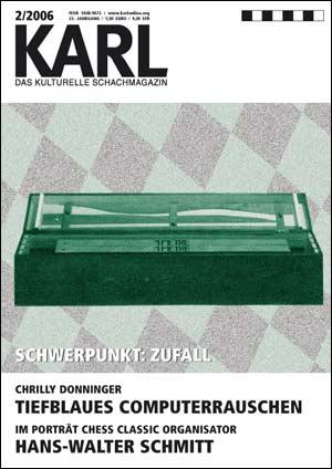 Karl-Schwerpunkt Zufall Cover