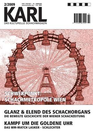 Karl-Schwerpunkt Wien Cover