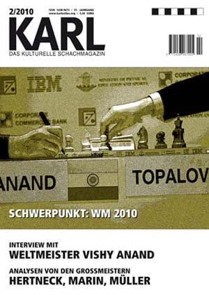 Karl-Schwerpunkt WM 2010 Cover