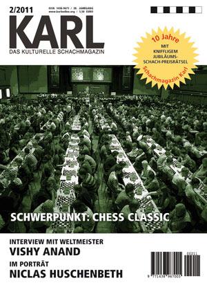 Karl-Schwerpunkt Chess Classic Cover