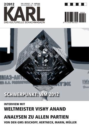 Karl-Schwerpunkt WM 2012 Cover