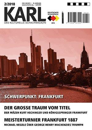 Karl-Schwerpunkt Frankfurt Cover