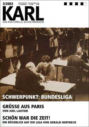 Karl-Schwerpunkt Bundesliga Cover