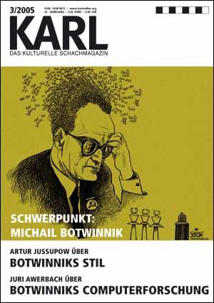 Karl-Schwerpunkt Botwinnik Cover