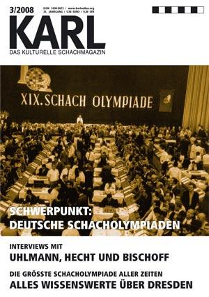 Karl-Schwerpunkt Deutsche Olympiaden Cover