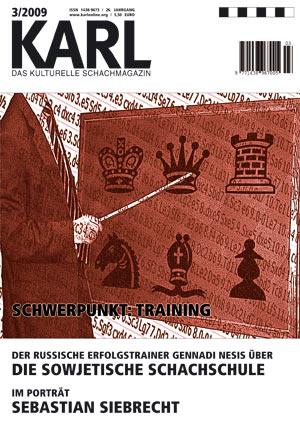 Karl-Schwerpunkt Training Cover
