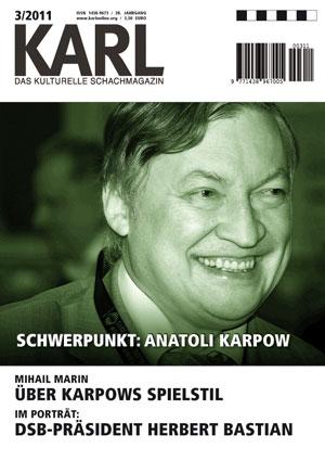 Karl-Schwerpunkt Karpow Cover