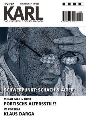 Karl-Schwerpunkt Schach und Alter Cover
