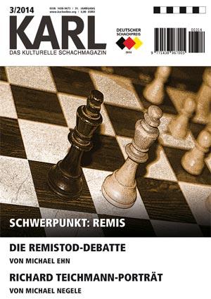 Karl-Schwerpunkt Remis Cover