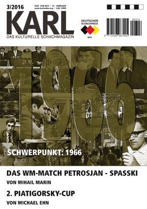 Karl-Schwerpunkt 1966 Cover