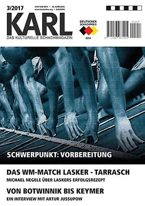 Karl-Schwerpunkt Vorbereitung Cover
