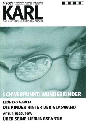 Karl-Schwerpunkt Wunderkinder Cover