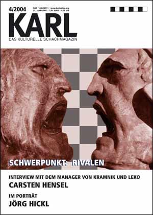 Karl-Schwerpunkt Rivalen Cover
