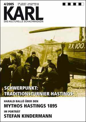 Karl-Schwerpunkt Hastings Cover