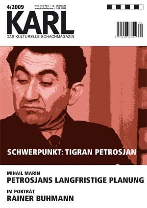 Karl-Schwerpunkt Petrosjan Cover