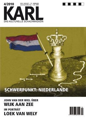 Karl-Schwerpunkt Niederlande Cover