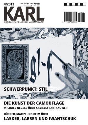 Karl-Schwerpunkt Stil Cover