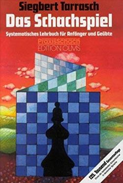 Tarrasch Die Schachpartie Cover