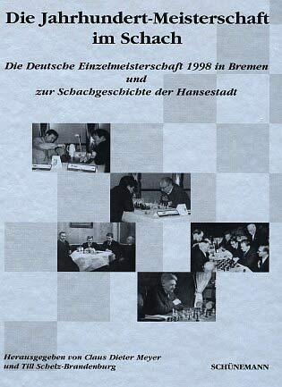 Die Jahrhundert-Meisterschaft im Schach Cover