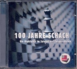 ChessBase CD 100 Jahre Schach Cover