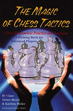 Magic of Chess Tactics Cover