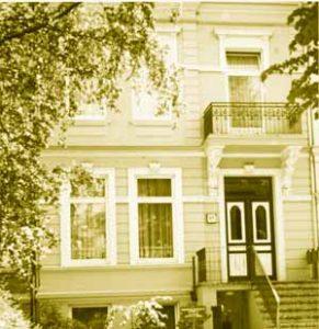 Ehemaliges HSK-Klubhaus