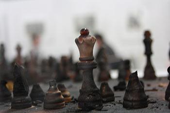 Jarg Geismars verbrannte Schachpiele