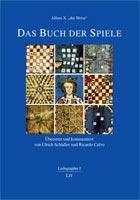 """Schädlers Spielebuch von Alfons X. """"dem Weisen"""" Cover"""