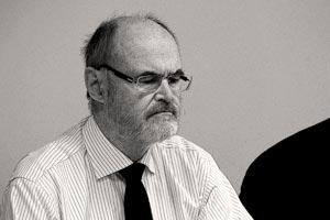 Bundesturnierdirektor des DSB Ralph Alt