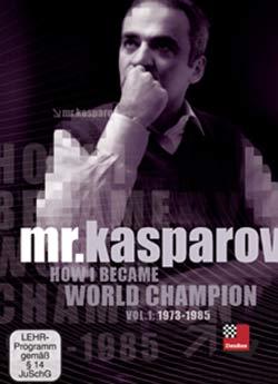 Mr. Kasparov. How I became World Champion Cover