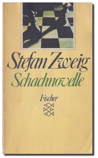 Stefan Zweig Schachnovelle Cover