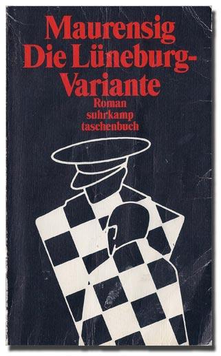 Maurensig Die Lüneburg-Variante Cover