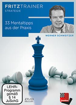 Schweitzers 33 Mentaltipps Cover
