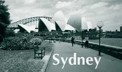 Postkarte Sydney