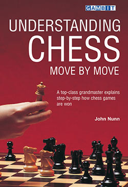Nunn Understanding Chess Move by Move Cover