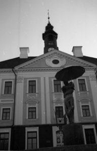 Rathausplatz in Tartu
